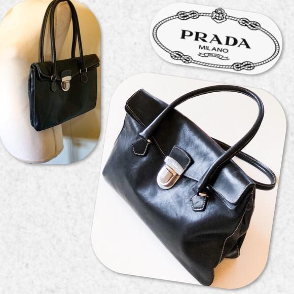 21f7c86d369431 Prada Bags | Medium Saffiano Leather Tote | Poshmark